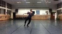 男独舞蒙古舞