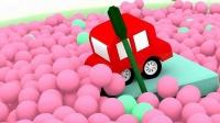 儿童赛车汽车卡通卡通汇编儿童视频