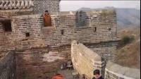 游览中华古老的长城