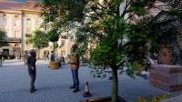 Lumion 9动画作品-城市广场