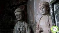 文革时期被毁的千年石刻佛像,每一尊都是精品