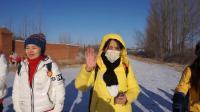 四平军旅户外2019年2月16日山门踏雪十公里穿越