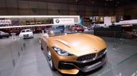 The BMW M presence in Geneva includ...