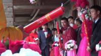 谭海荣余琴的结婚庆典
