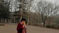 VID_20190222_105717刘凤英女士在植物园演唱豫剧选段《辕门外三声炮如同雷震》