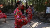 沂南竹泉旅游区民俗出嫁文化