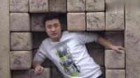 """王源攀爬石壁太快速,没想到还是掉下了""""深渊"""",千玺小凯胜利了"""