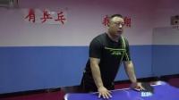 【赵凯】告诉我们直板拉球怎样合上力 拉出又转又爆的效果-_高清