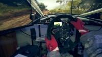 【转载Gary_Bertini】《尘埃拉力赛2.0》三屏+驾驶外设测评