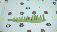 可食用仙人掌诞生记,韩国小姐姐教你制作能吃的仙人掌!