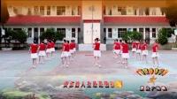 广场舞20人变队型《快乐舞动》