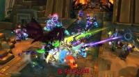 《魔兽世界》主播活动集锦:2月23日魔兽主播活动 木桩大赛