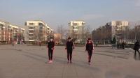 河阳广场鬼步舞