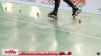 国际精选轮滑平花教学 玛丽/Special Heel Toe Special