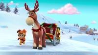 【原版幼儿英语歌谣】玲儿响叮当 圣诞歌曲Jingle Bells  Christmas Songs Nursery Rhymes(生动可爱的高清3D动画🤩)