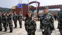 2019中国三步踩首期SBC兵兵军校军事训练营  第五集 阅兵大会