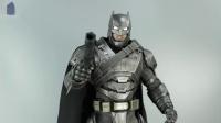 【涛哥测评】HOTTOYS重甲蝙蝠侠 《蝙蝠侠大战超人》
