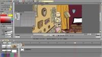 TVP Animation 006摄像机的运动 时间线的调节new认识绘画软件 入门新手常见问题使用问题必看(麦克斯课堂)