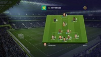 FIFA online4 世界2 第4场 巴塞罗那VS 世界1 联队 3:1