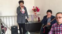 郭淑美演唱吕剧《泪洒相思地》选段:楼台一别四月整。