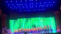 沙塘花之韵舞蹈队2019年县春晚舞蹈《缅桂花开朵朵香》