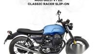 Moto Guzzi V7 III  CLASSIC RACER 直上原装Leovince改装排气管
