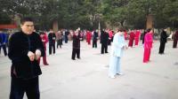 鲁山县2019年3月健身气功培训班