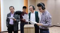 广播剧《库布其绿色传奇》董事长姜海东要继续治沙,却遭到所有人的反对