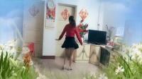 桂林香妹广场舞简单易学巜东南西北风》