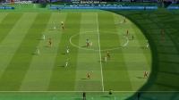 FIFA19 第一场上半场