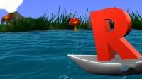 孩子们的歌的歌儿童字母歌的歌的船船的儿童