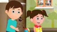 儿童用字母歌游戏儿童用语音歌语音歌苹果用