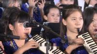 第十二届亚太口琴节开幕式  口琴大合奏《黄河》