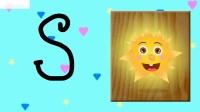 儿童三维字母歌儿童语音歌随语音歌学习
