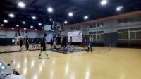 我在家屯首届冒汗篮球联赛第16场全明星赛王牌国际VS全明星2019年03月24日08时39分51秒截了一段小视频