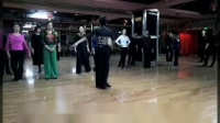 【谢晓云课堂】《快步基本元素1》【SP8】快步舞蹈构成元素②:芭蕾舞基本脚位的勾绷脚训练