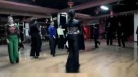 【谢晓云课堂】《快步基本元素1》【SP10】快步舞蹈构成元素③:恰尔斯顿舞蹈元素足踝弹性旋转和小腿弹动小跳运动特性细节要领训练