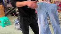 ②织里信得服饰童装杂款牛仔中短裤走份,数量两百多条,清货10米