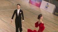 2019第21届CBDF院校杯青年组M冠军表演周戎 吕春嬅