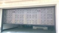翻板车库门-红外线感应安全电眼演示 AAVAQ锐玛电机
