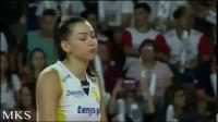 2019.04.01 [第3局] Sesi Bauru 0-3 海滩 - 半决赛第1回合 - 201819巴西女排超级联赛