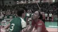 2019.04.01 [第1+2局] Sesi Bauru 0-3 海滩 - 半决赛第1回合 - 201819巴西女排超级联赛