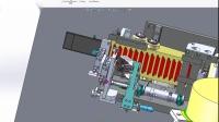solidworks包装设备贴标机设计步骤及应用技巧