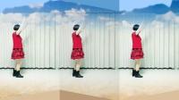 莲芳姐广场舞《从此心里有个你》原创优美舞蹈32步