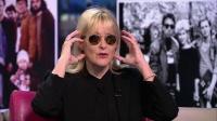 Джоанна Стингрей презентует книгу Стингрей в стране чудес о музыке 80х в СССР