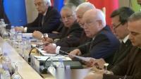 Лавров на заседании Совмина иностранных дел государств-членов СНГ [2019.04.05]