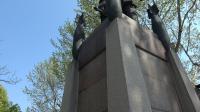 淞沪战役国军八十八师阵亡将士纪念碑(二)