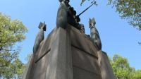 淞沪战役国军八十八师阵亡将士纪念碑(三)