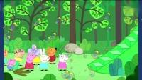 小猪佩琪乔治和她的朋友发现恐龙蛋游戏