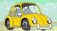 变形金刚电影《大黄蜂》 日本Q版动画《大黄蜂在地球上的日子》第1集